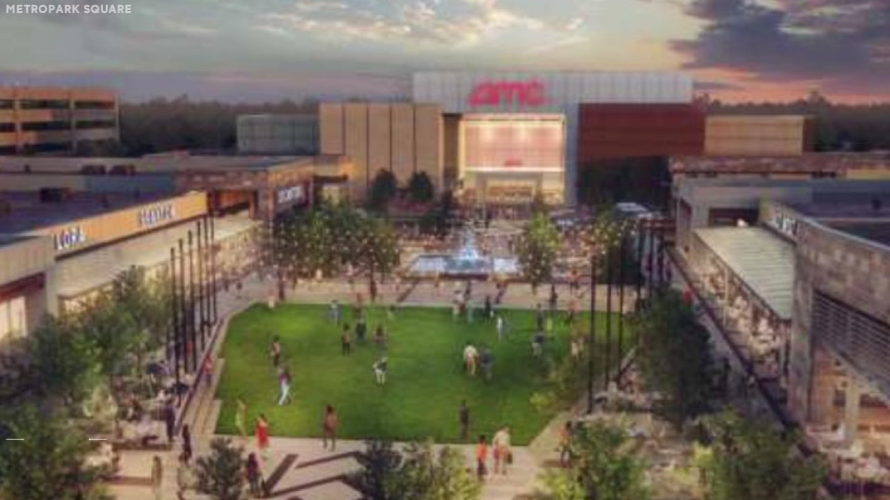 Metropark Square entertainment complex poised for March open