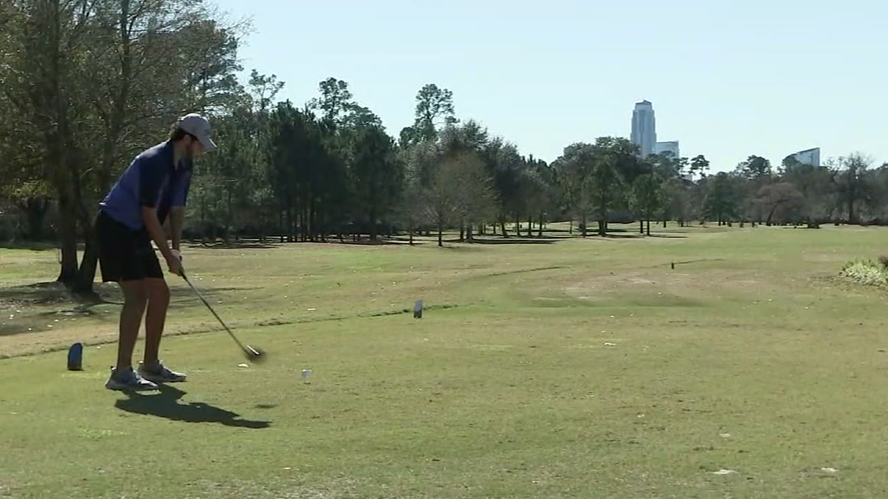 Memorial Park golf course to a get a major makeover.