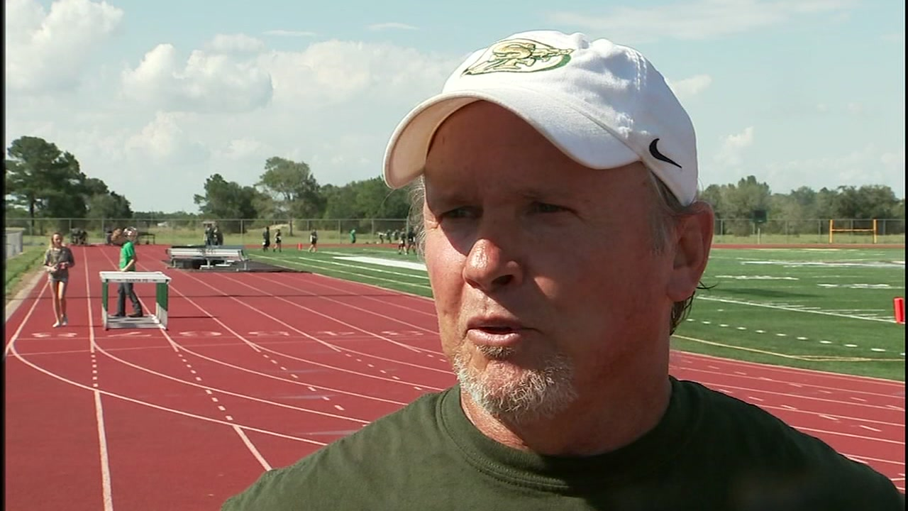 Houston Texans nominates Santa Fe HS coach for national award