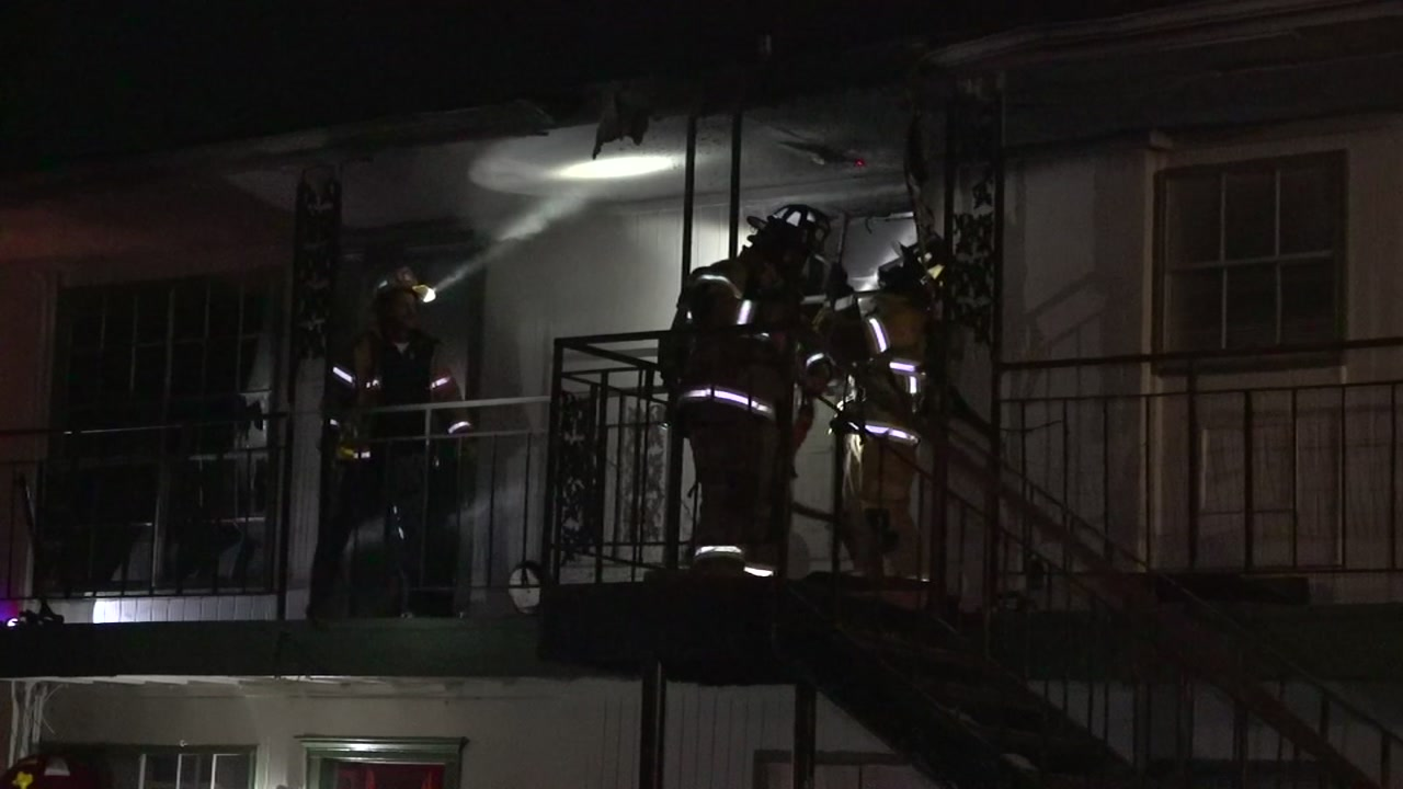 Man who is hearing impaired dies in southwest Houston apartment fire after neighbors try to save him