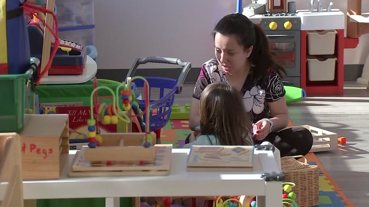 Daycare for diabled kids