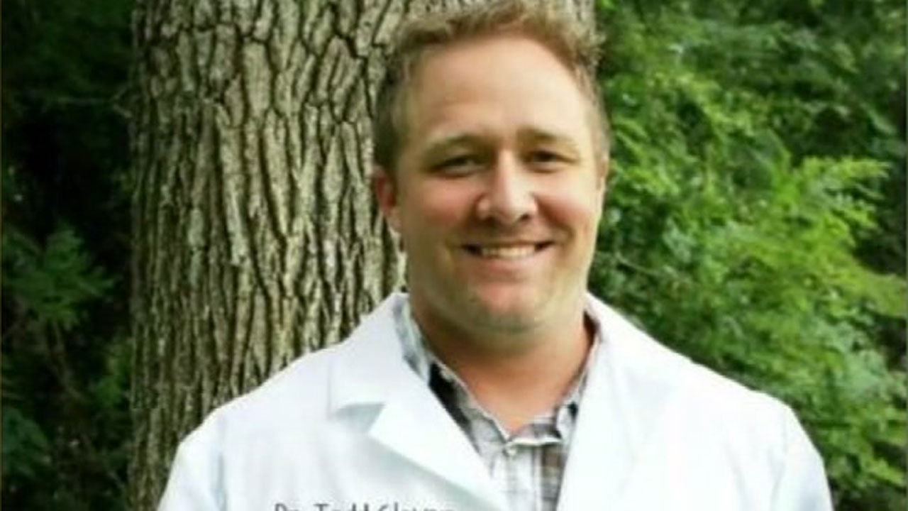 Dr. Todd Michael Glover is willing to prove hes not a rapist.
