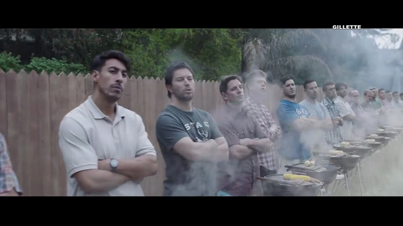 New Gillette advertisement takes on #metoo topics and asks is this the best a man can get?