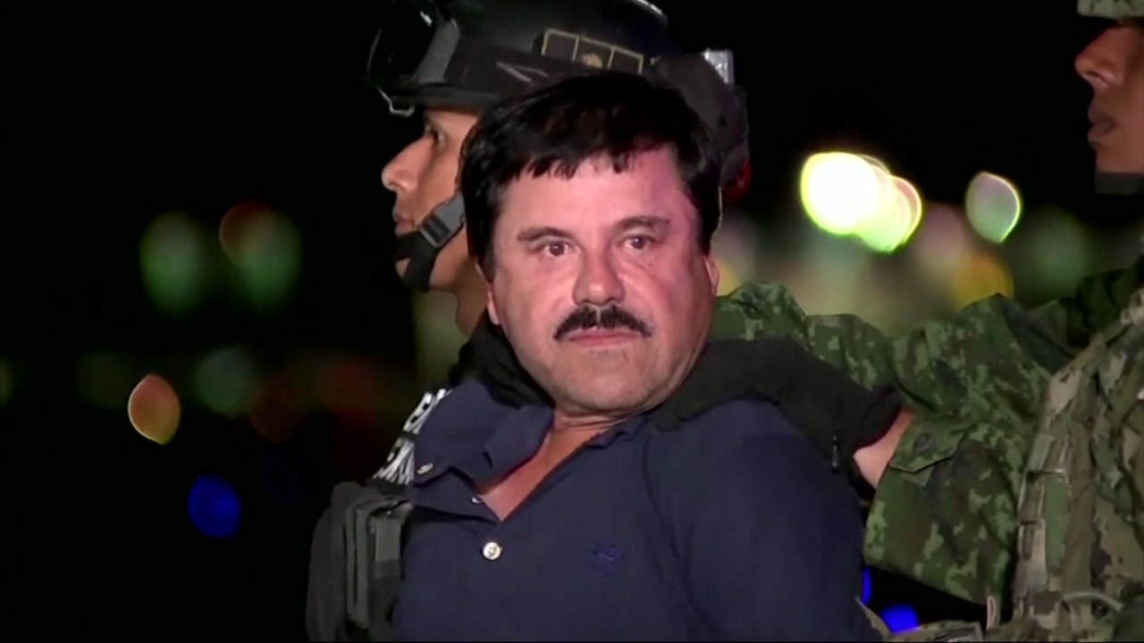 Joaquin El Chapo Guzman boasted about paying a $100 million bribe to former President Enrique Pena Nieto.