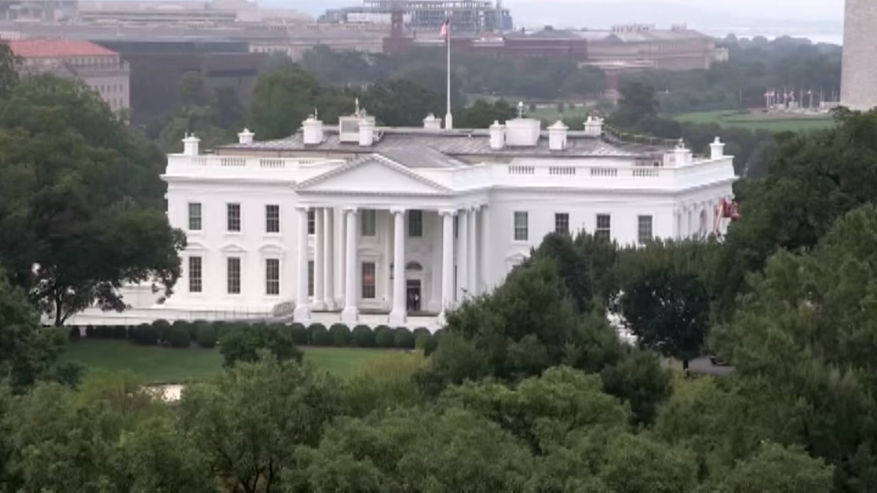 A Georgia man has been arrested by the FBI after allegedly plotting to attack several landmarks, including the White House.