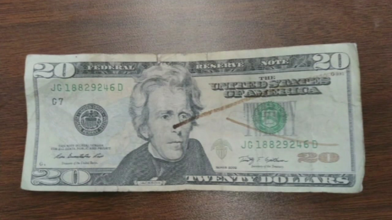 Honor student fights school punishment after counterfeit bill used at lunch
