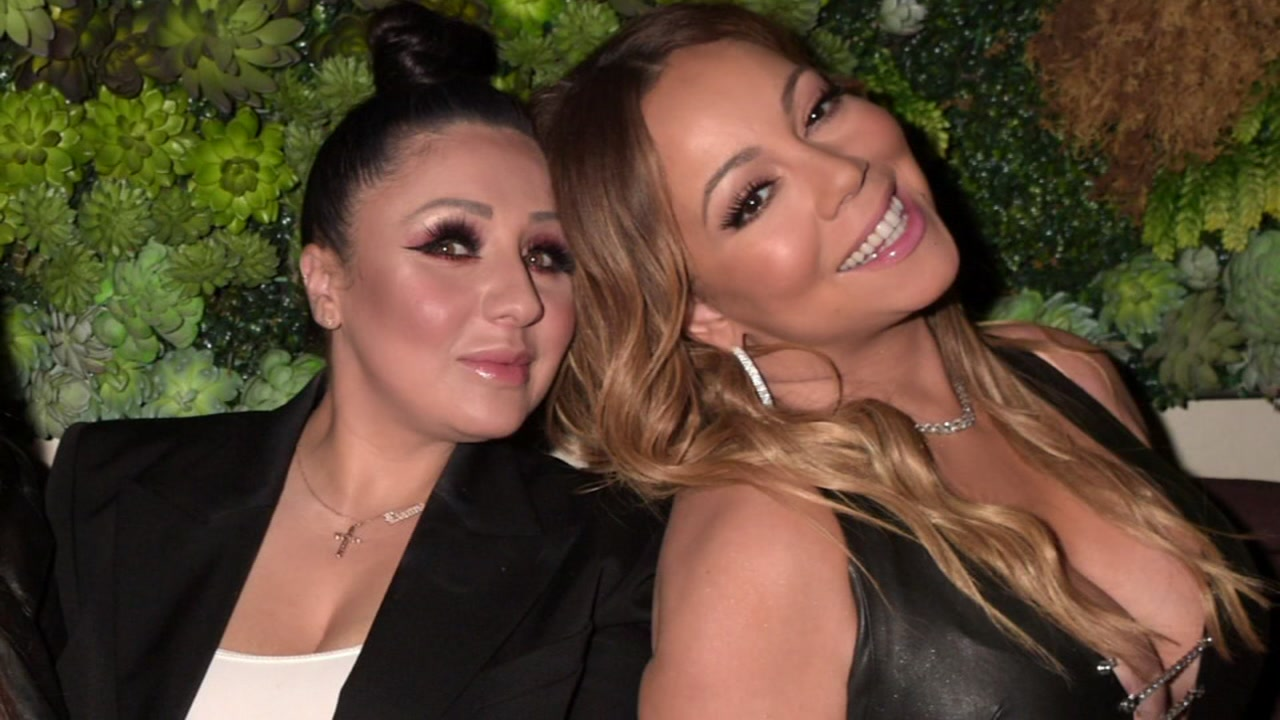 Mariah Carey suing ex-employee over alleged extortion of $8M