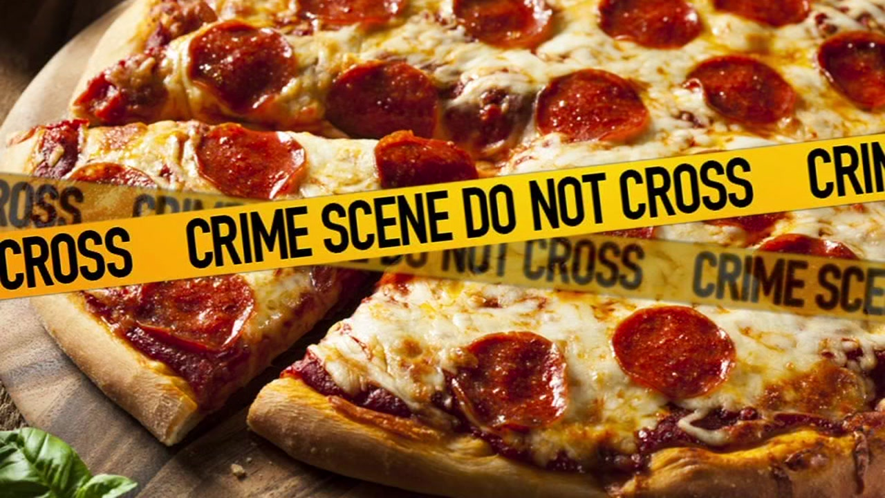 Pizza driver received meth instead of money