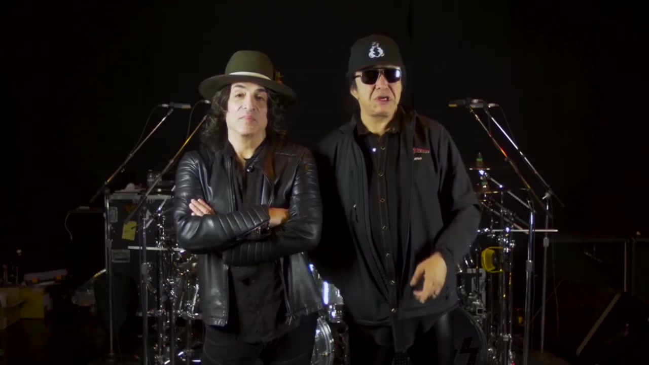 KISS members Gene Simmons and Paul Stanley made the announcement through their Rock and Brews Restaurants? Facebook page.