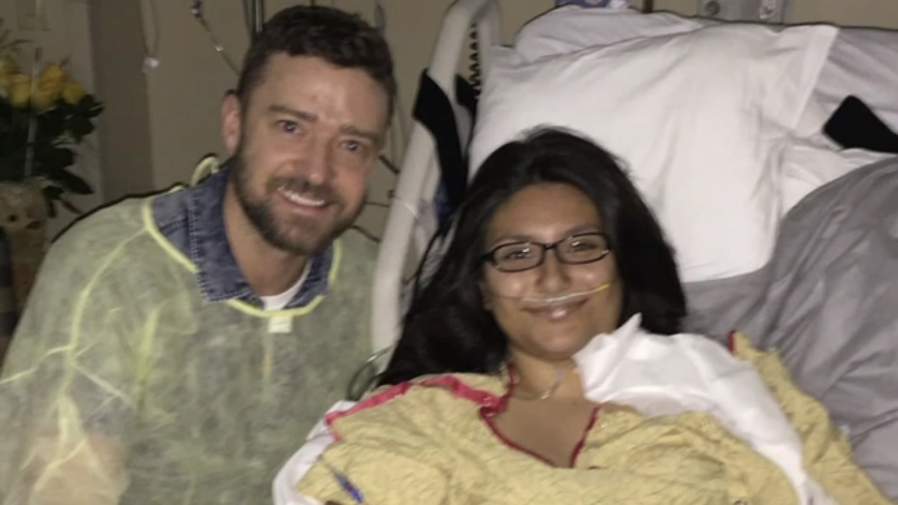 Santa Fe shooting survivor to get VIP treatment at Timberlake show