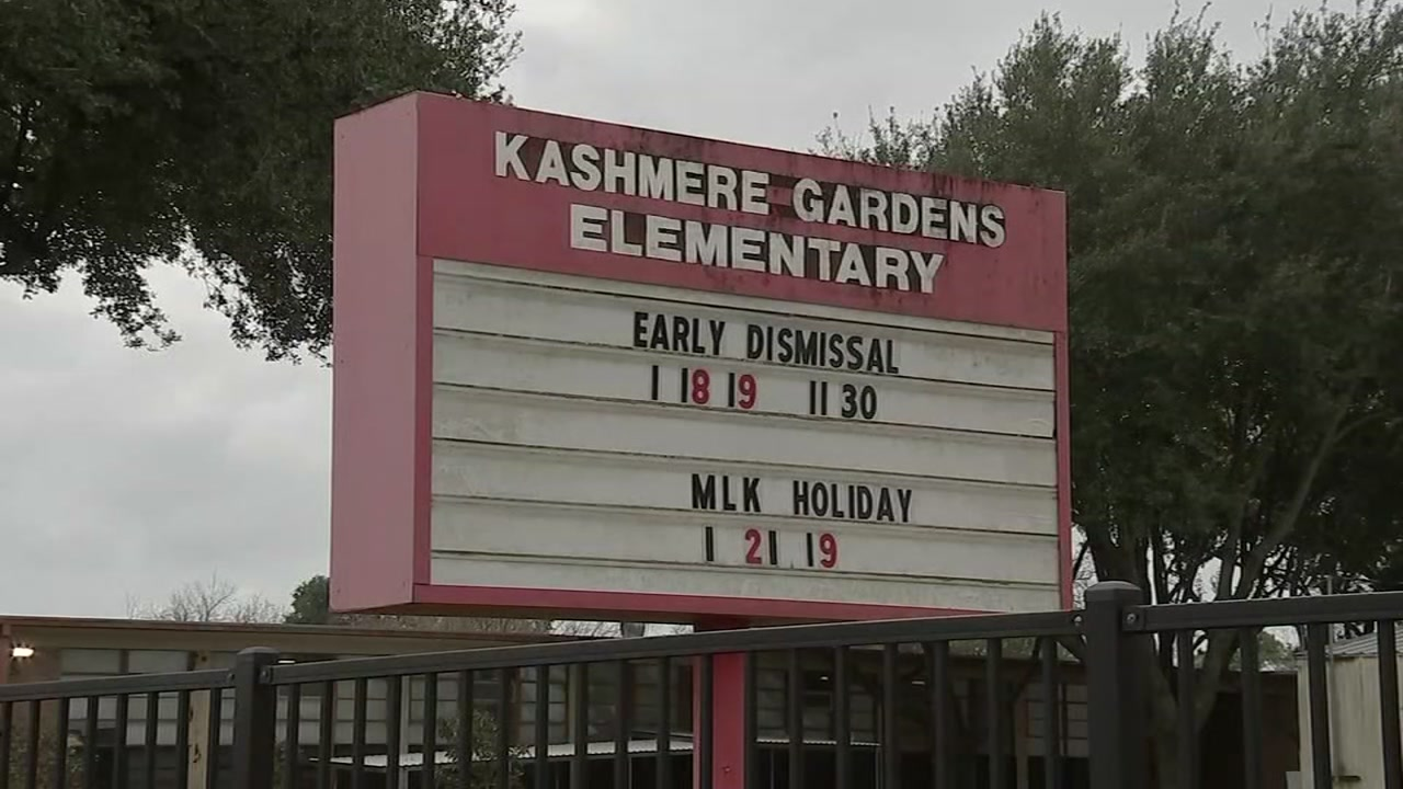 Parent of Kashmer Gardens student says an employee touched her daughter inappropriately.