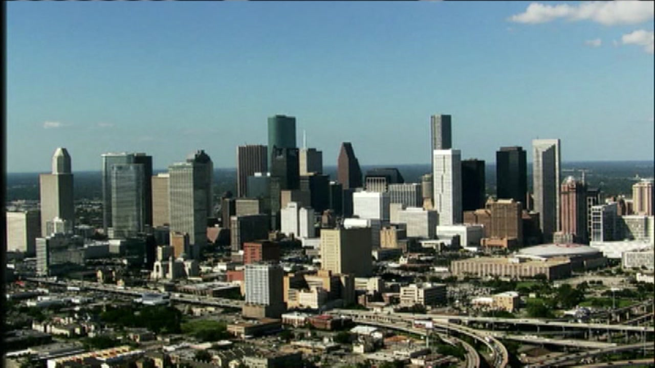 Houston has the most recognized skyline, survey says