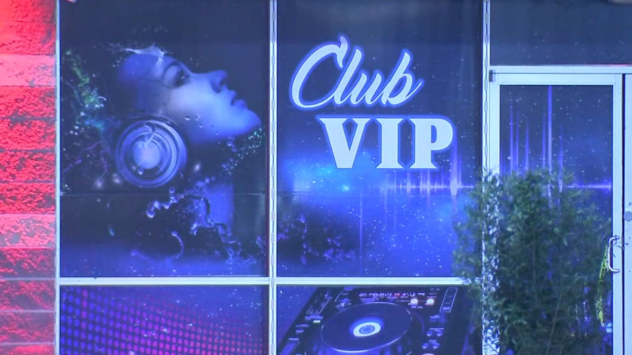 CLUB VIP shooting after fight