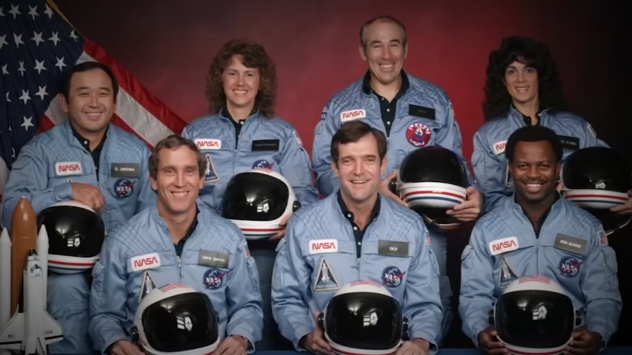 space shuttle challenger crew survival report - photo #18