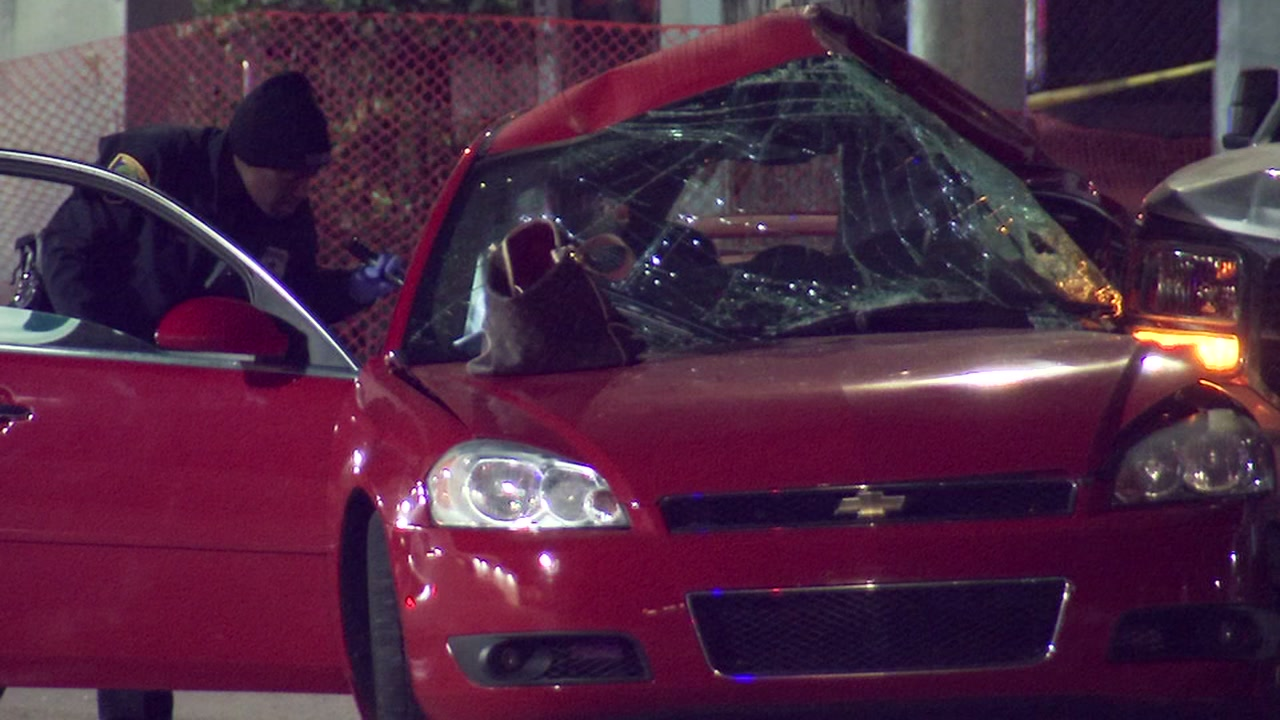 A woman was killed in a crash with a suspected drunk driver, police say.