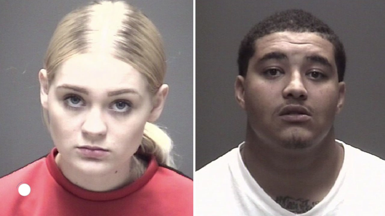 A man and a woman were charged after police say they found $25,0000 of meth in their Galveston County home.