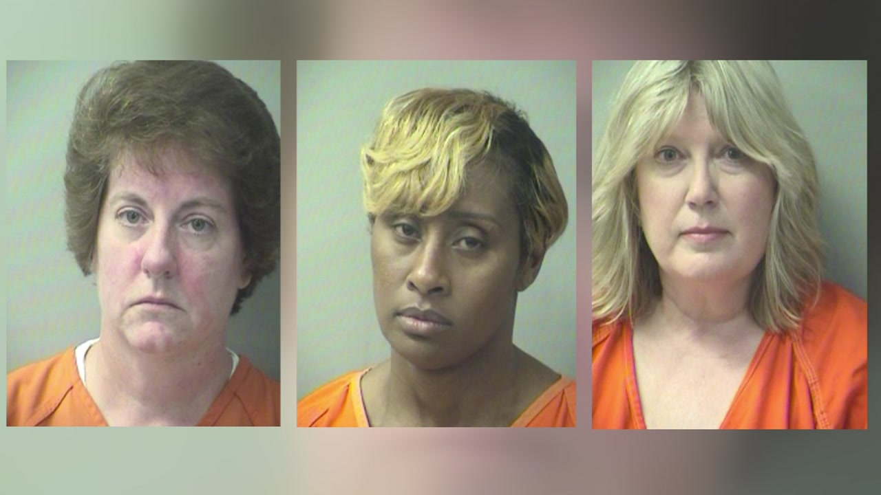 A teacher and two teachers aides are accused of abusing students with autism.