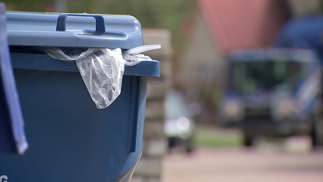 City of Houston recycling pickup is expected to return Monday.