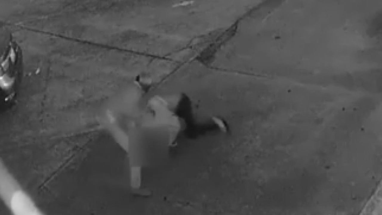 Police asking for the publics help in identifying two men who pistol-whipped a woman.