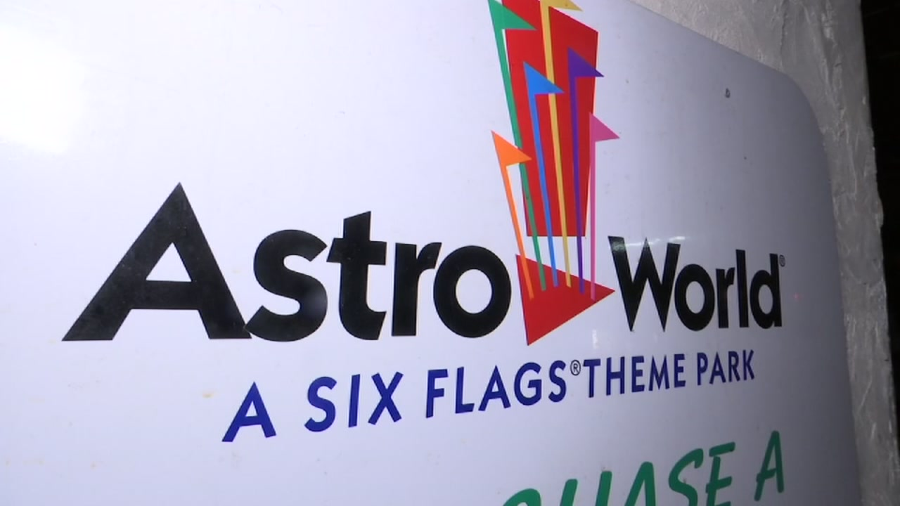Over 4,000 bids have already been placed by AstroWorld lovers anxious to own a piece of history.