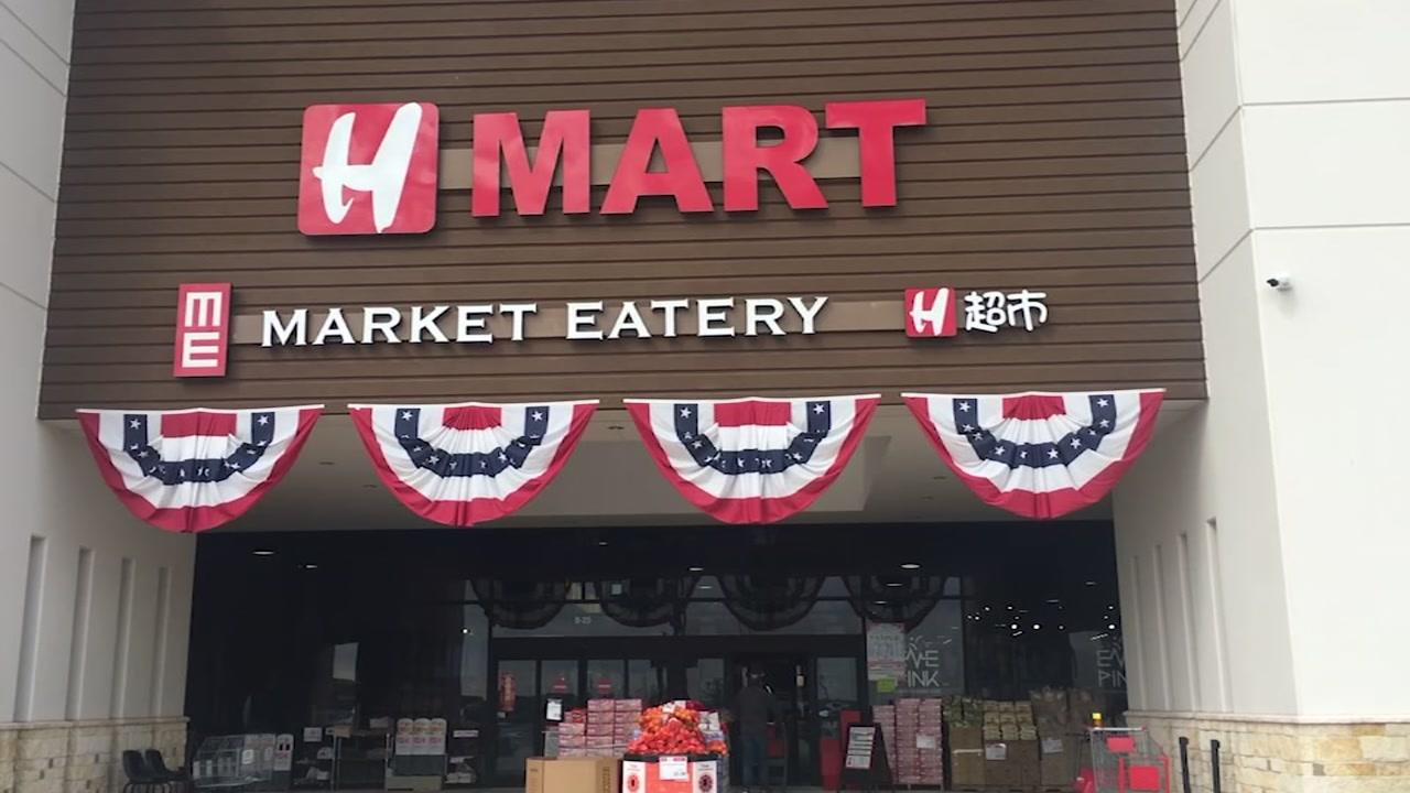 Elita Loresca shows you around Katy Asian store called H Mart