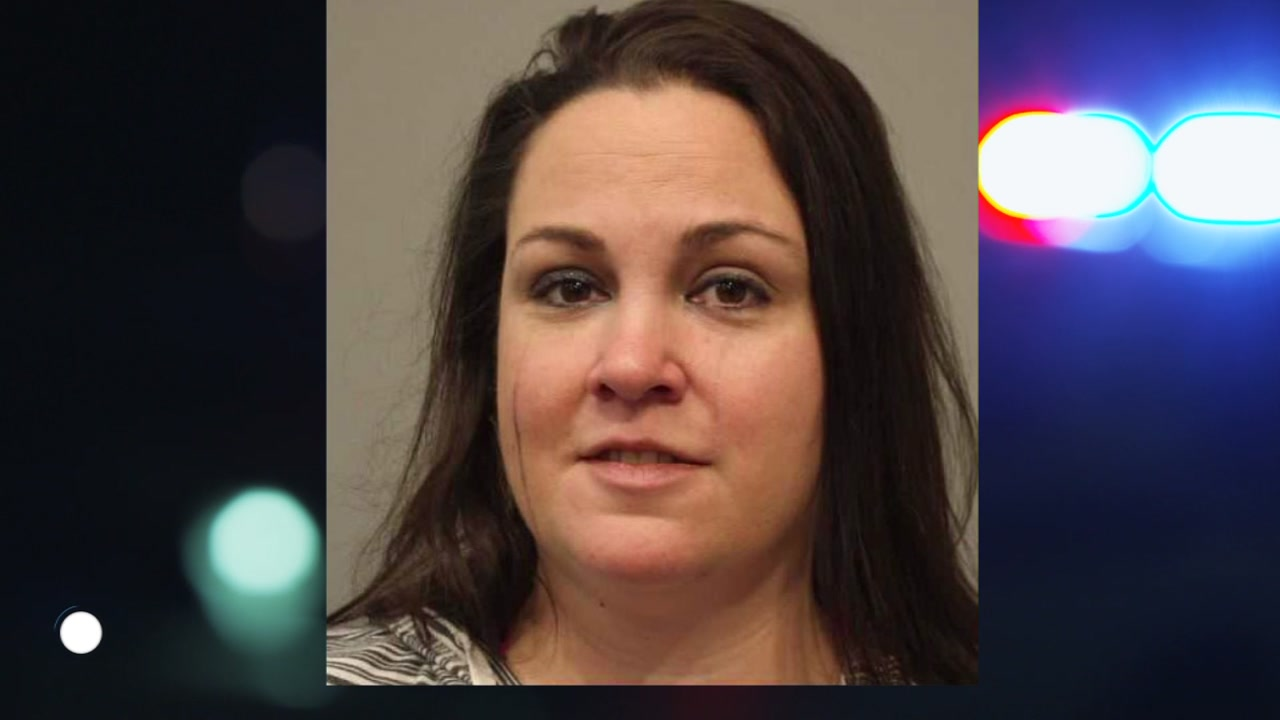 A woman was arrested after deputies discovered she was driving four times over the legal limit for alcohol.