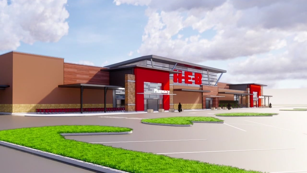 H-E-B to open Third Wards first new grocery in 3 decades