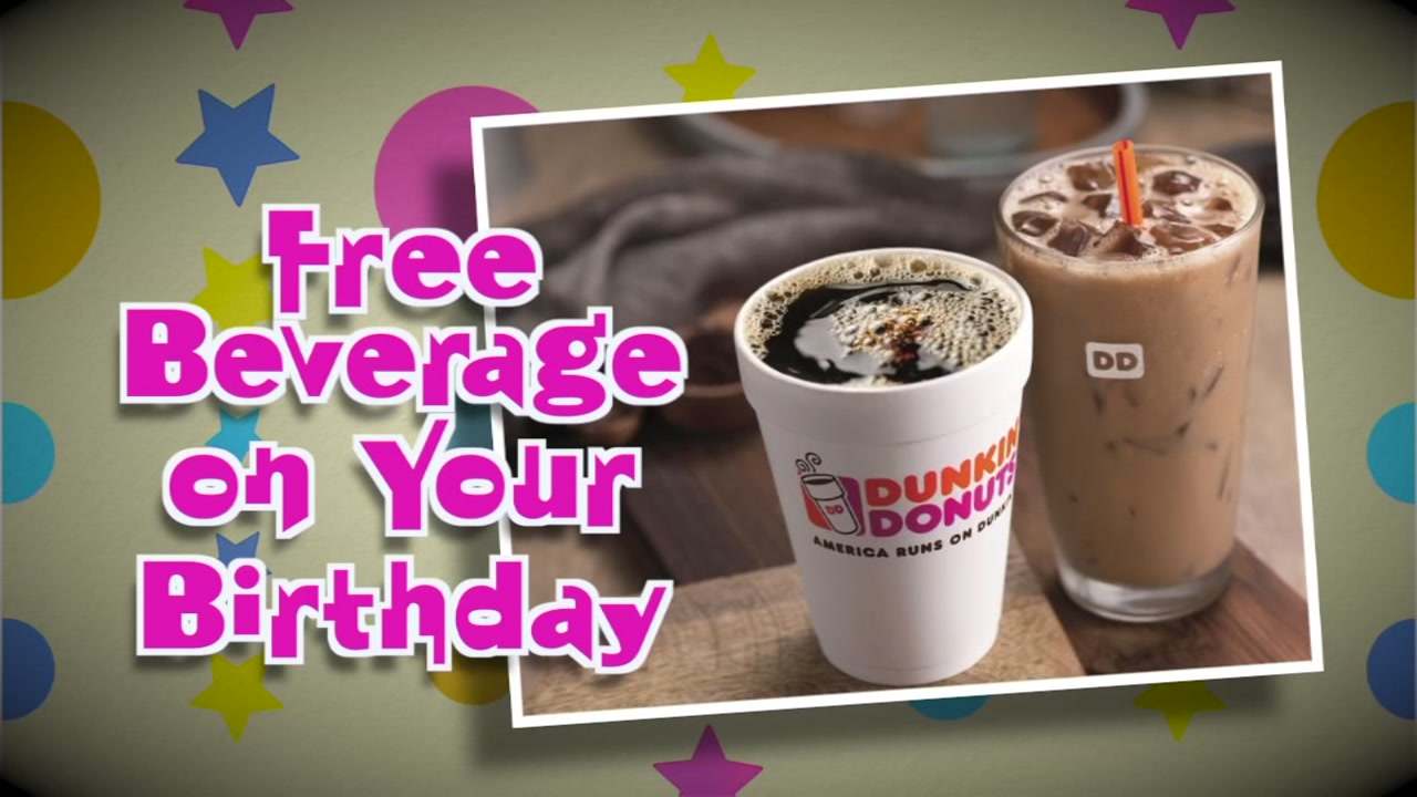 Celebrate With Birthday Freebies In November Abc13
