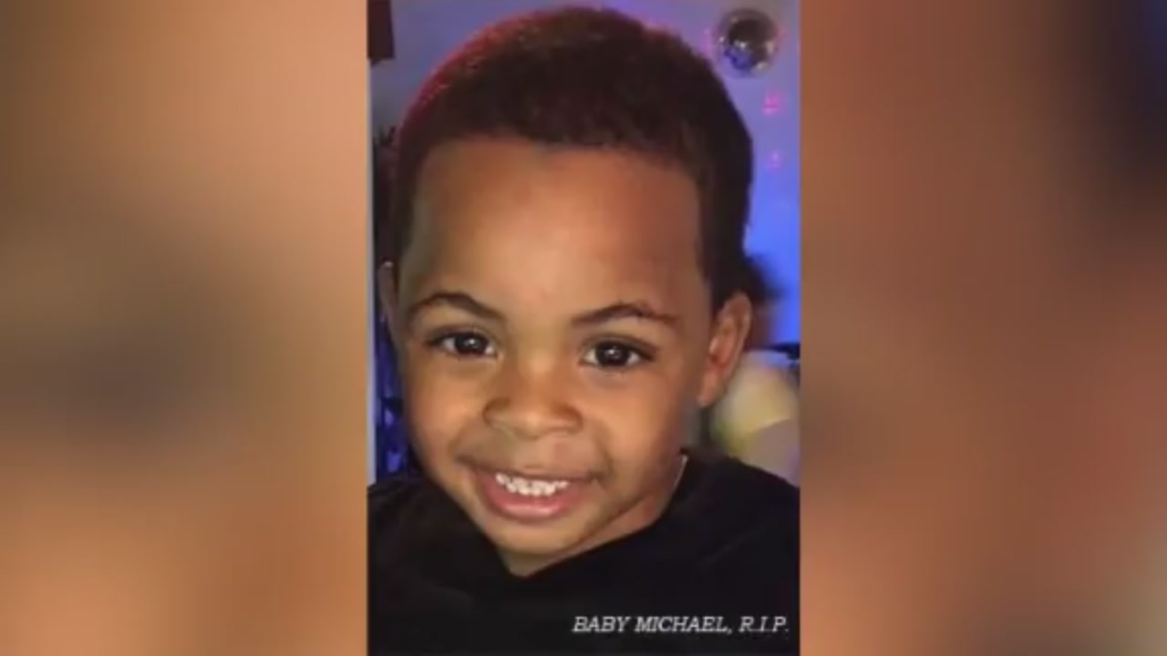 3-year-old boy ejected while in his car seat and killed in crash