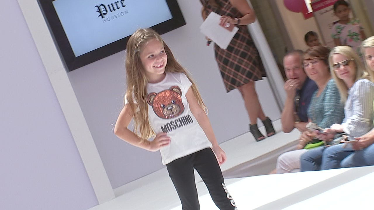 MD Anderson Childrens Cancer Hospital and the Galleria host 7th Annual Back-to-School Fashion Show