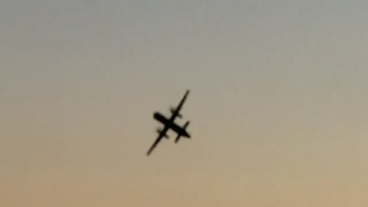 Plane stolen by suicidal employee crashes near Seattle