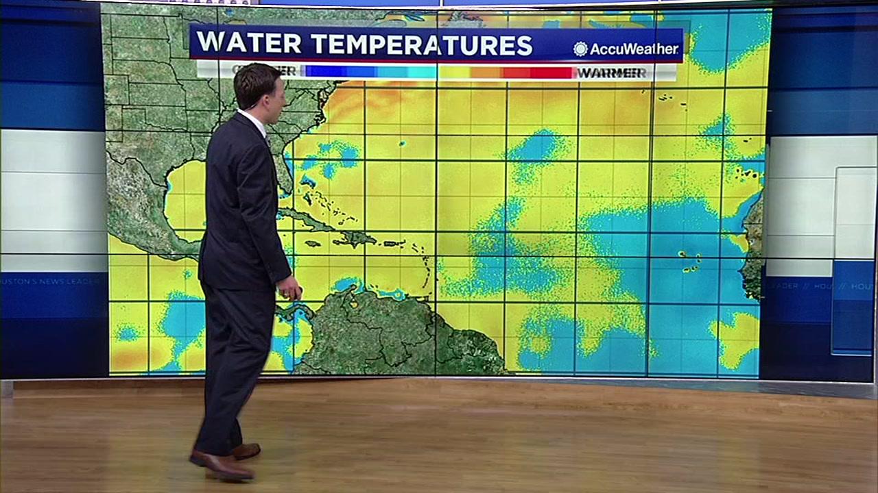Travis Herzog has an update on the tropics