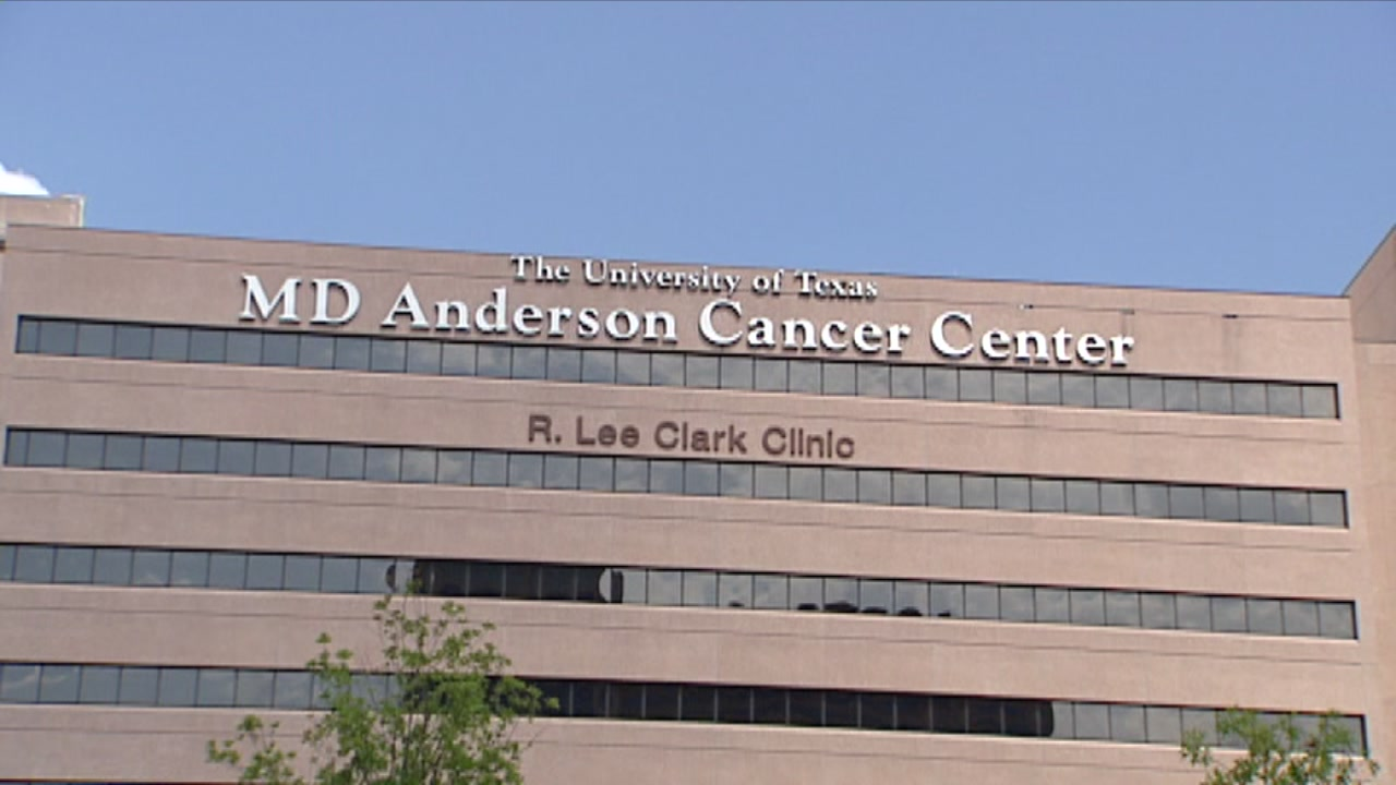 MD Anderson Cancer Center ranked No. 1 in cancer care in the U.S.