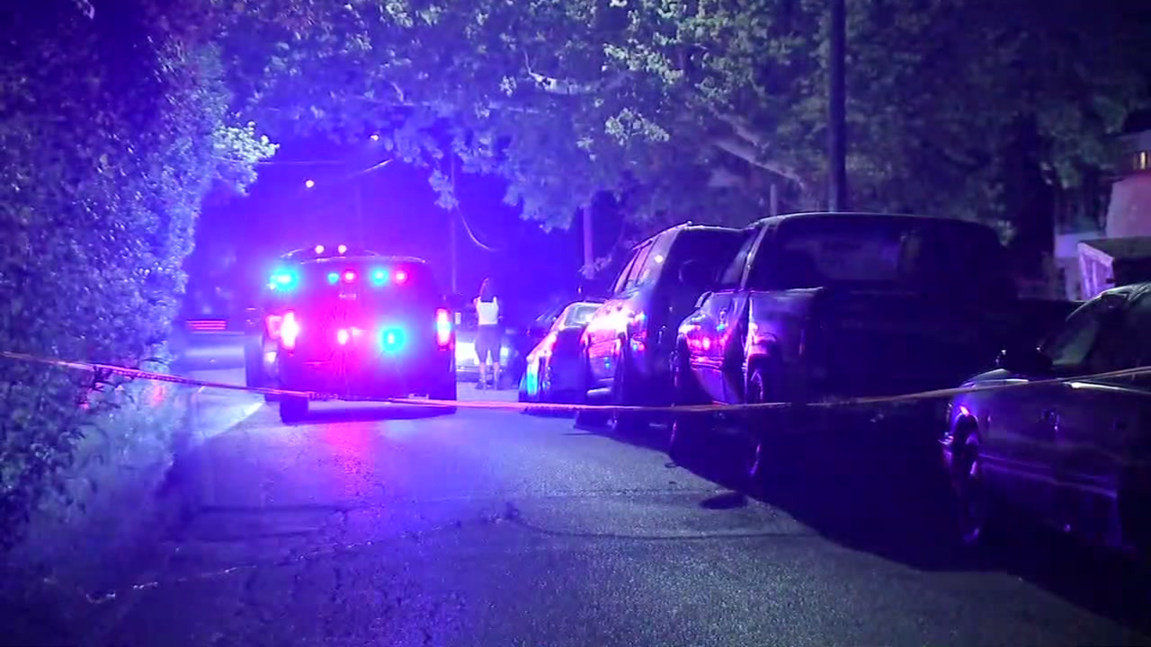 A 12-year-old girl was injured in a drive-by shooting, police say.