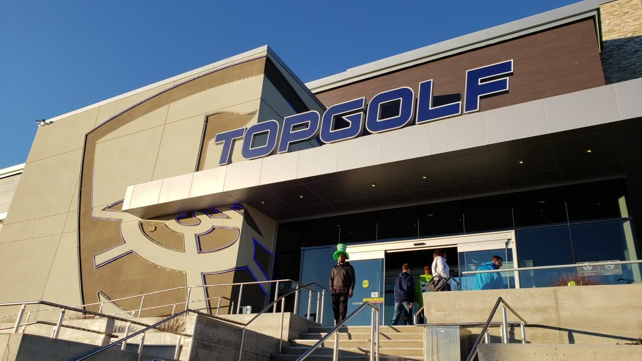 Enjoy $15 dollar college nights at Top Golf every Wednesday
