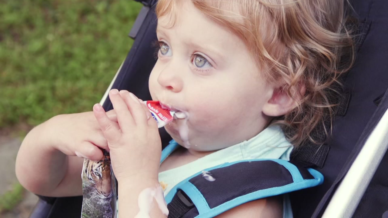 Warning for parents about baby food