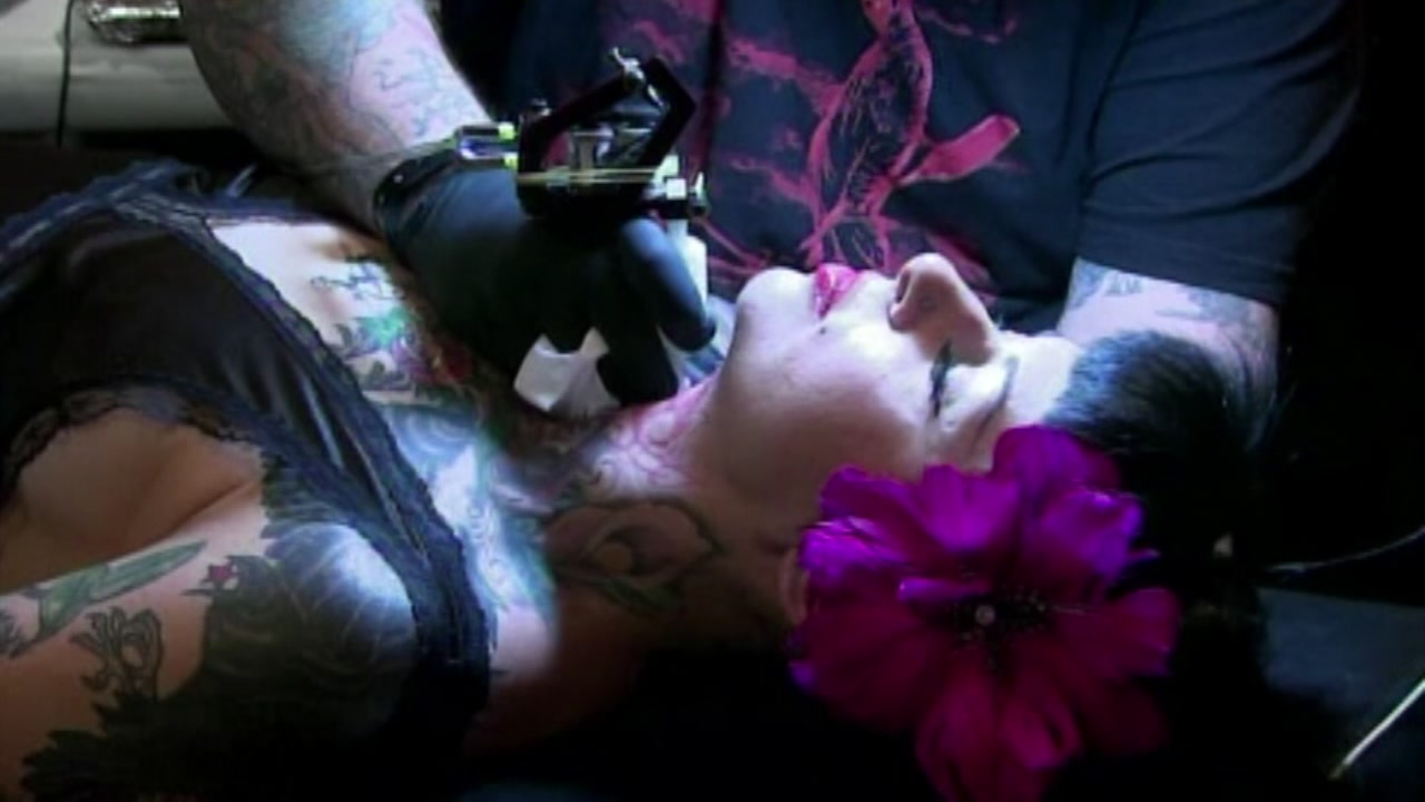 Having a tattoo doesnt have an effect on your job potential, study says