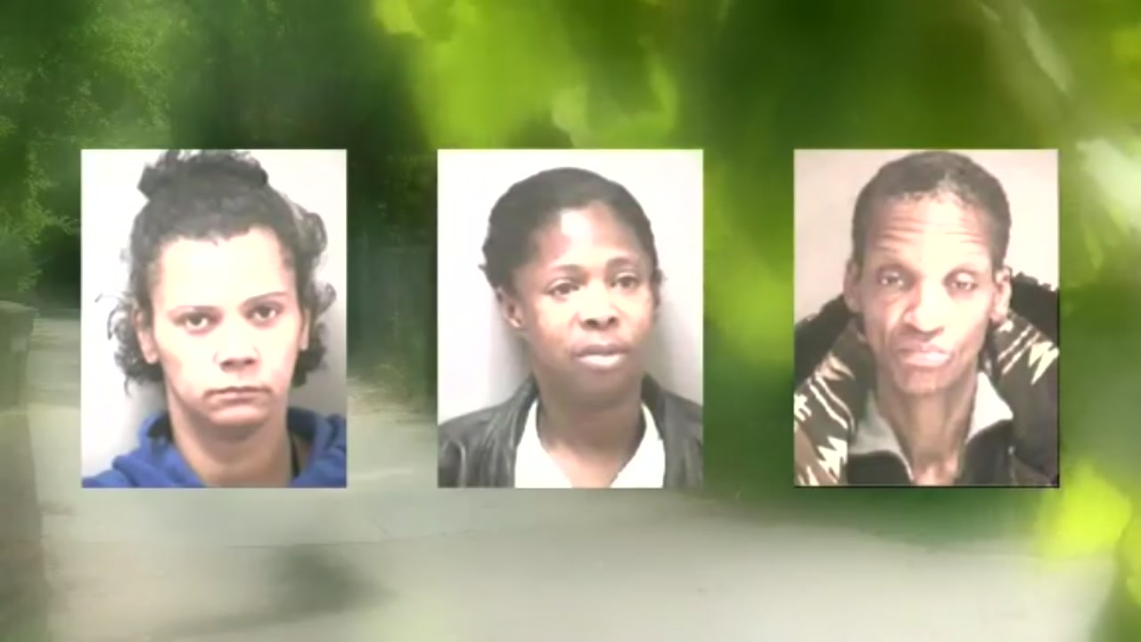The remains of three women, who have been missing for more than a decade, are identified.
