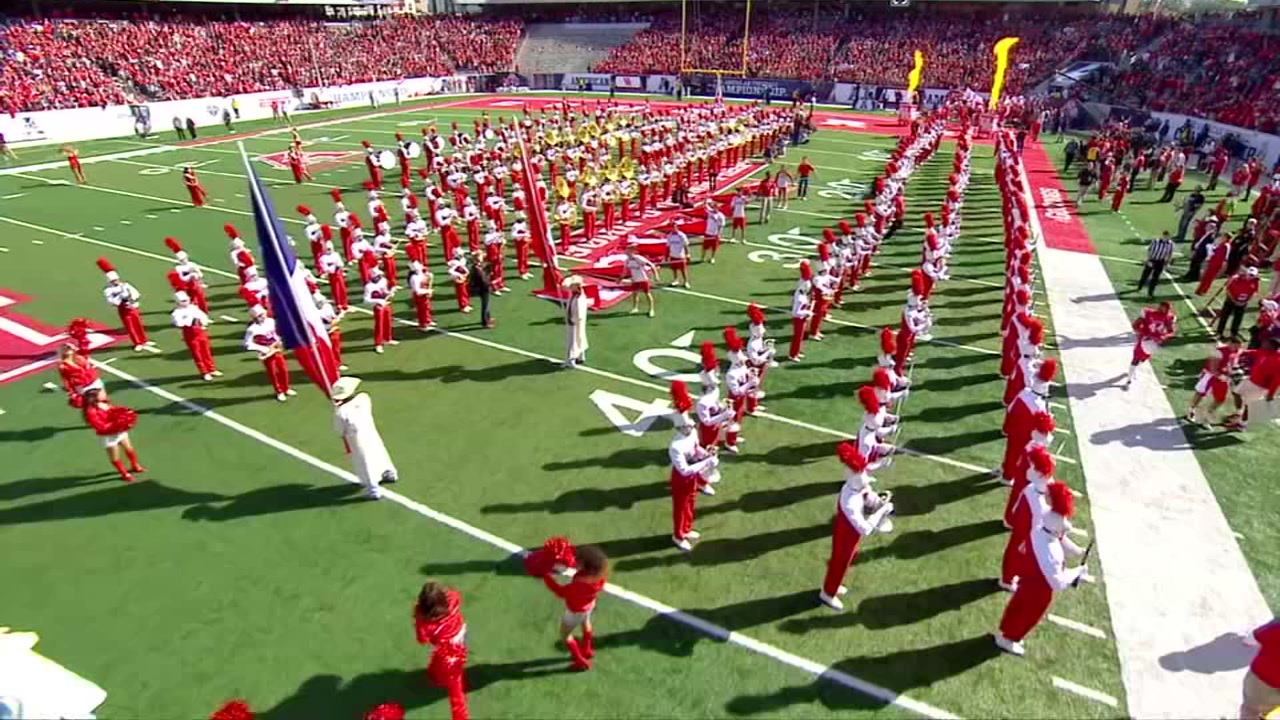 The now former associate director of bands at the Univeristy of Houston has resigned amid allegations of inappropriate behavior