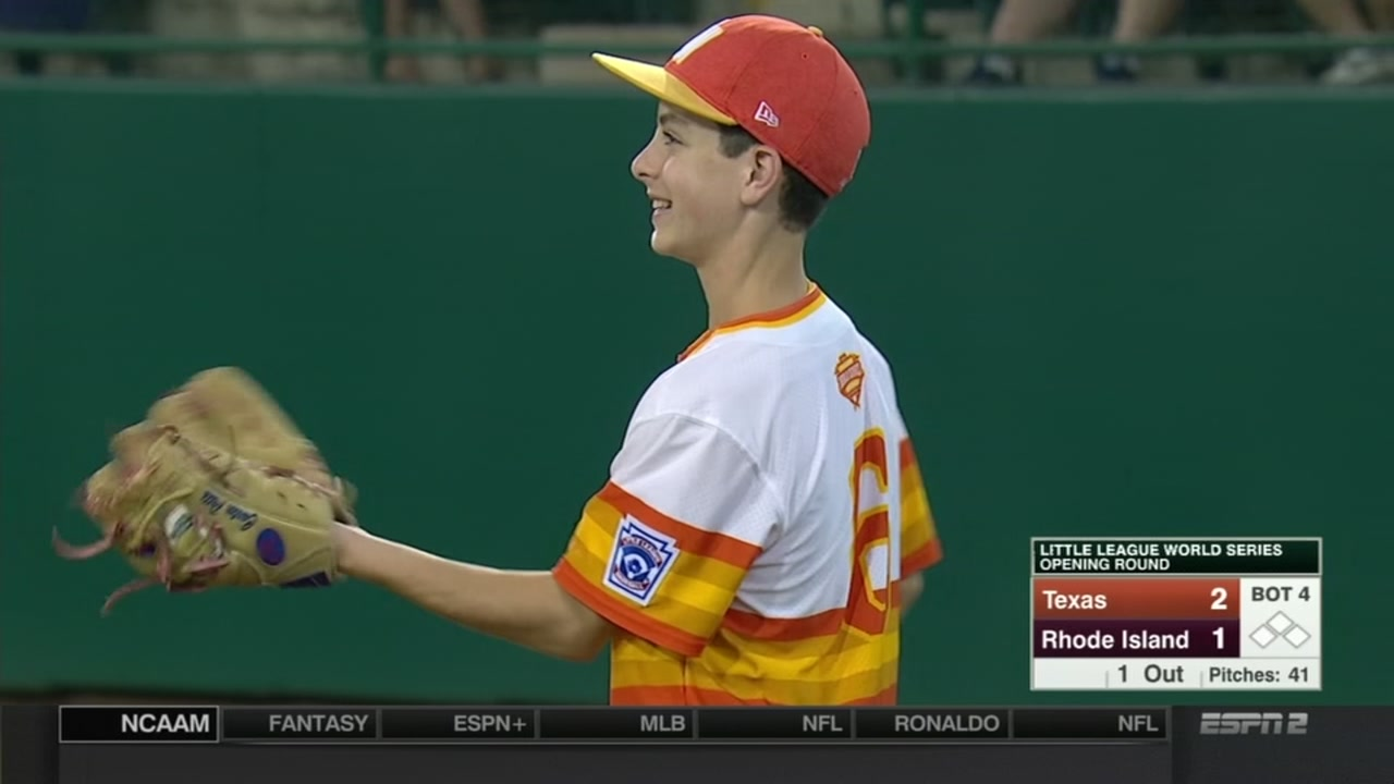 Post Oak Little League loses against New York team