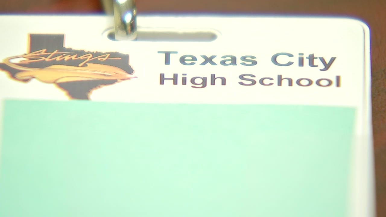 Students and staff are returning to school and will be required to a new ID badge.