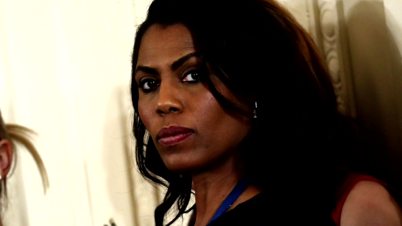 Omarosa's book 'Unhinged' now number 1 on New York Times best seller list