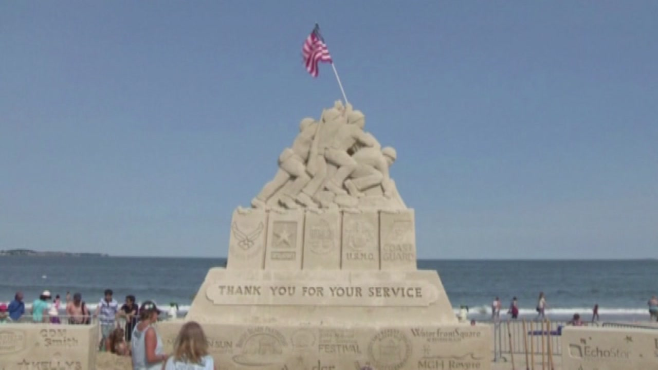 34th Annual International Sandcastle Competition