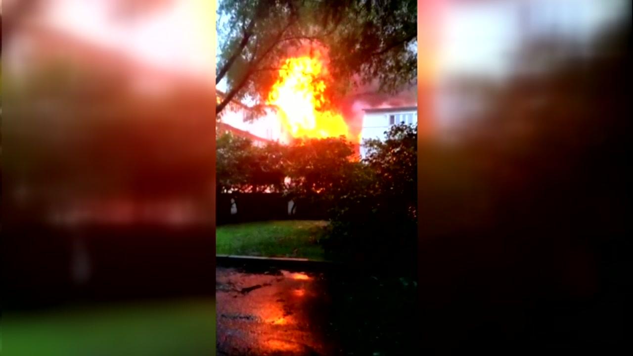 Fire kills 19 at resort hotel in China