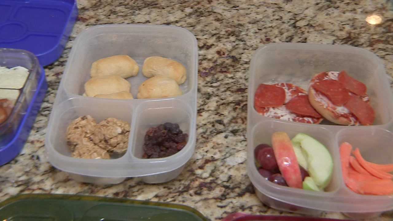Here are some easy back-school-lunch recipes you can make for your kids.