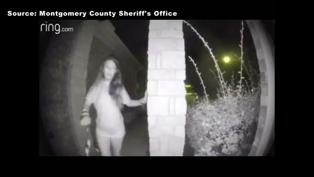 Deputies investigate suspicious incident involving woman caught on camera in Mon...