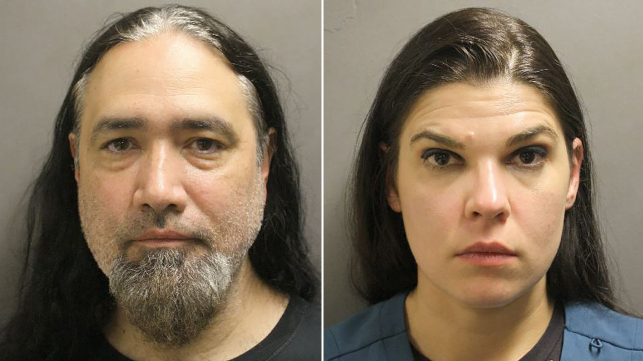 John Guerrero and Virginia Yearnd were arrested and charged with child endangerment.
