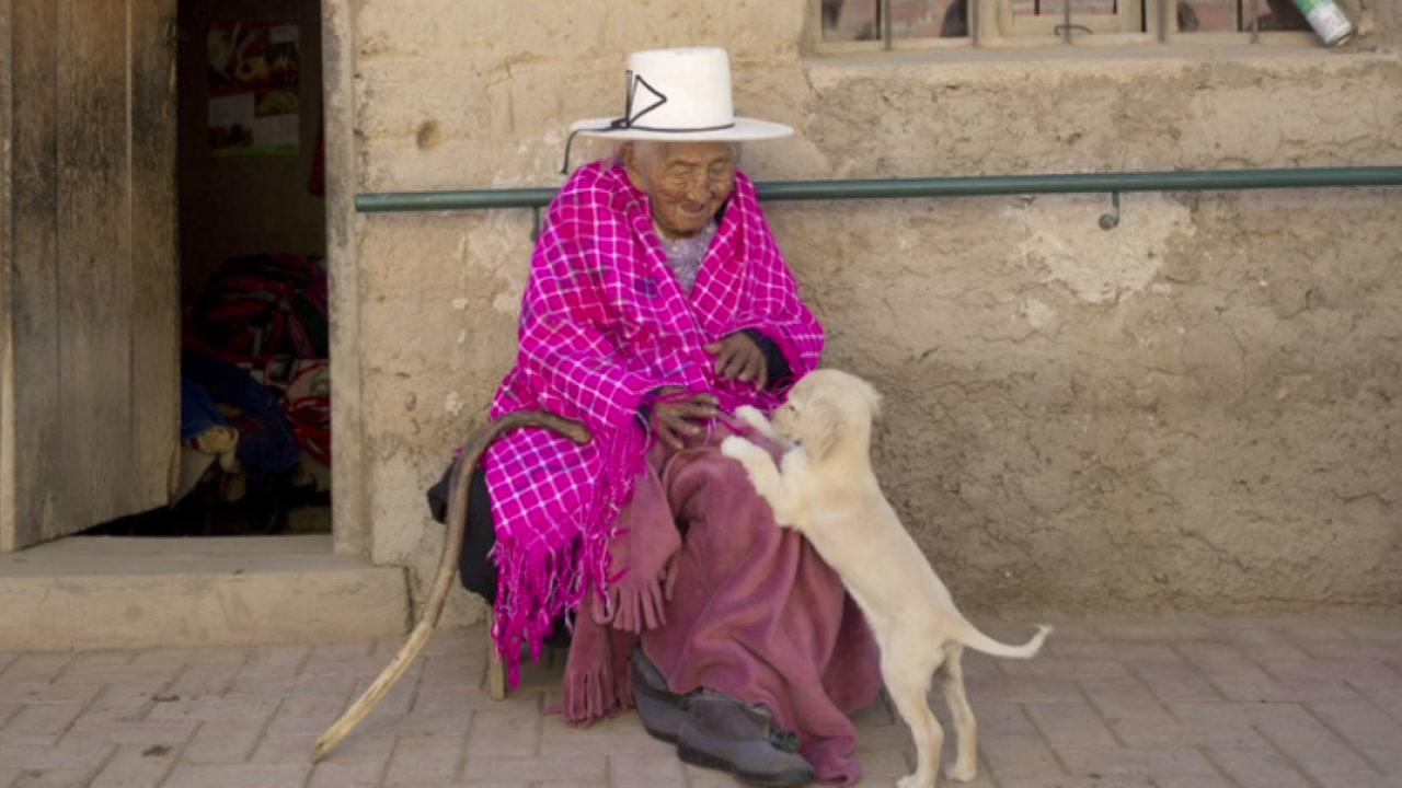 Bolivian woman might be worlds oldest at nearly 118 years old