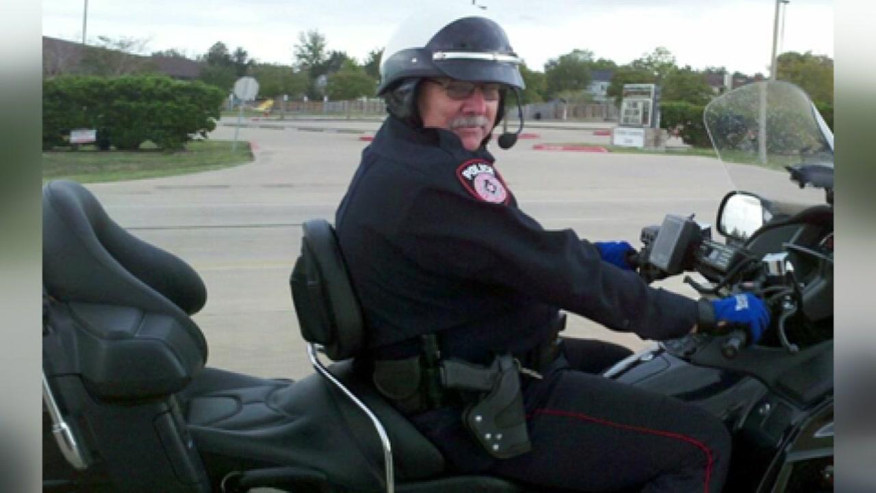 Suspected cop