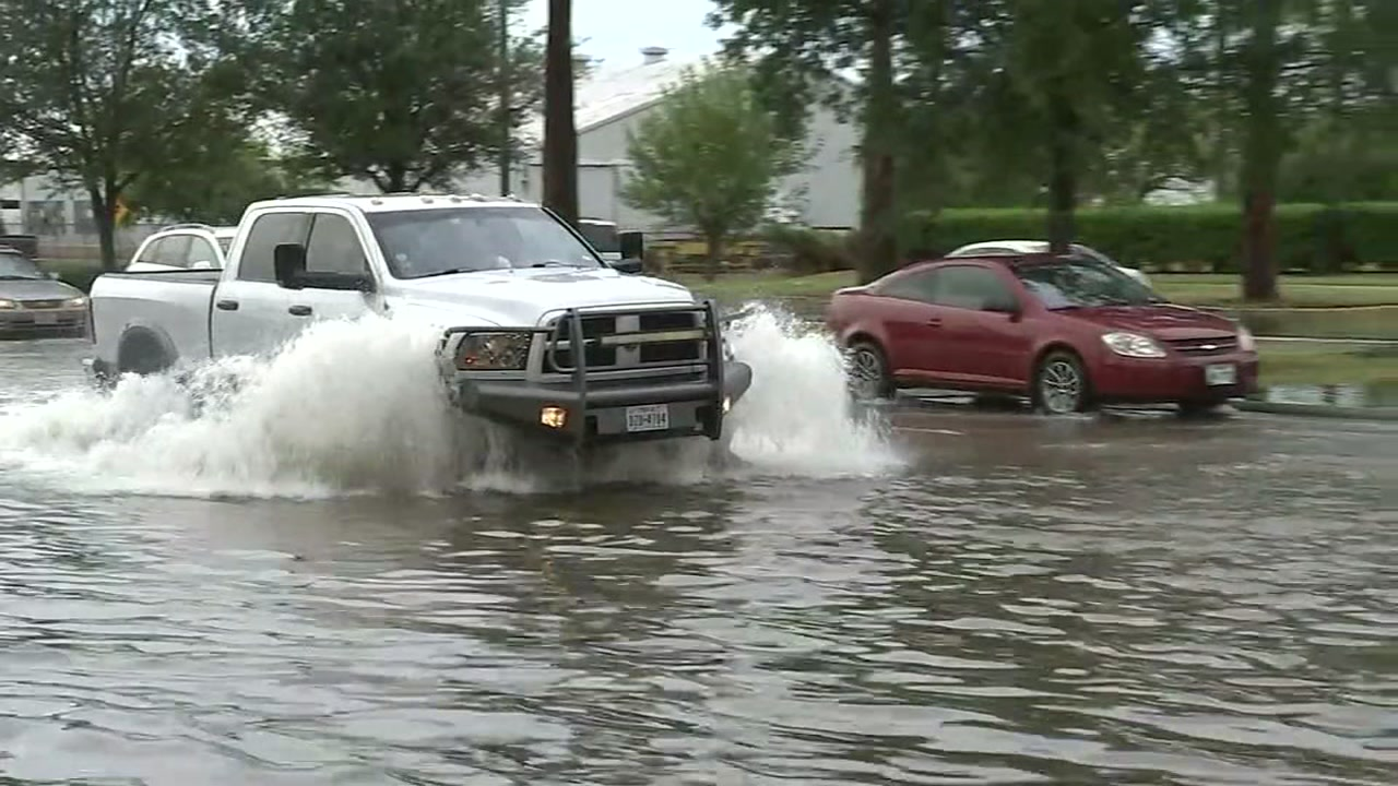 ABC13s Nick Natario has details on what officials are saying following the storms in Galveston.